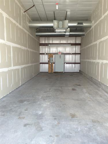 Springfield Storage Condominium - single bay