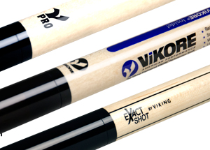 New Viking Performance Shafts