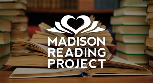 Madison Reading Project Logo