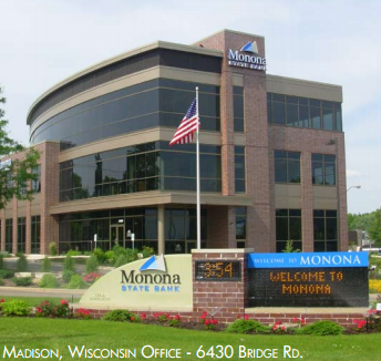 Lee and Associates office building; located at 6430 Bridge Road, Madison, WI 53713