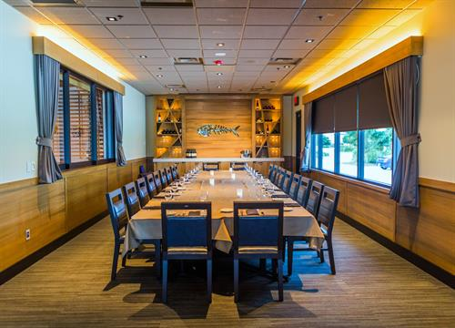 Private Dining at Bonefish Grill.