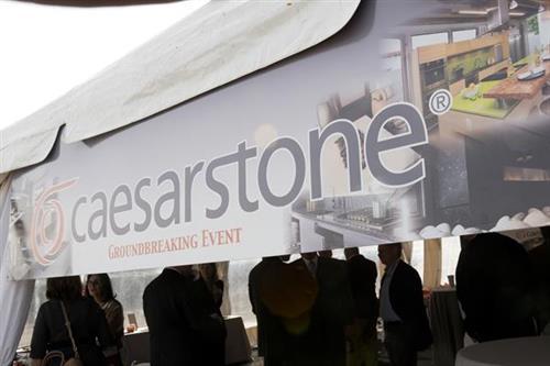 Caesarstone Groundbreaking Ceremony Richmond Hill, GA