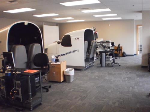 Simulator Room