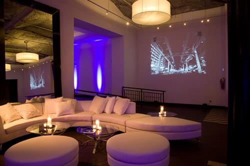 White Leather Lounge Furniture and Accessories