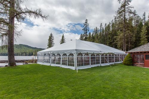 Frame Tent - Priest Lake