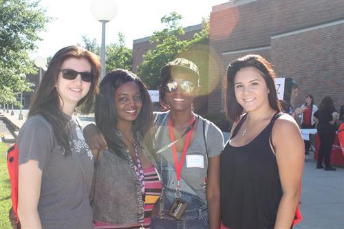 Ohio State Lima students