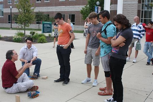 Ohio State Lima's Engineered for Success summer program