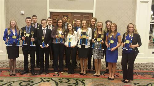 FBLA State Winners
