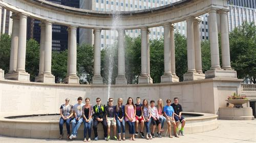 FBLA National Competiton Chicago Trip