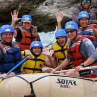 Great rafting for the whole family