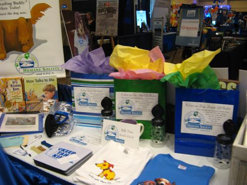 Our Booth at The Expo 2014