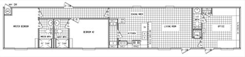 Model 616 House