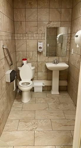 Tile Bathroom Jet Stop New London