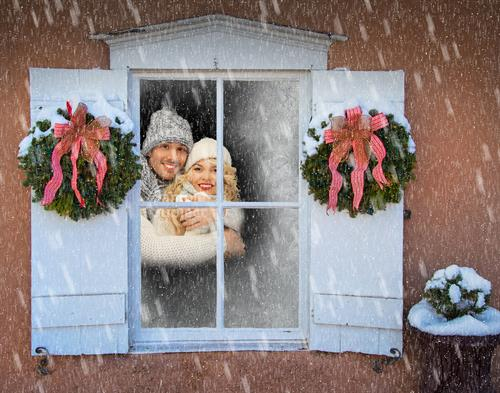 Let us apply the window dressing to your holiday photo