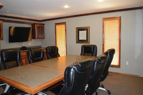 Williams & Sechrest Conference Room