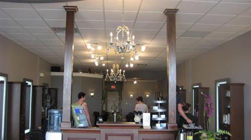 local beauty salon