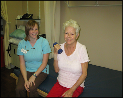 We offer Speech, Occupational and Physical Therapy, on both an inpatient and outpatient basis.