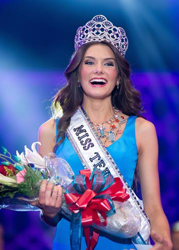 K. Lee Graham, Miss Teen USA from Chapin SC