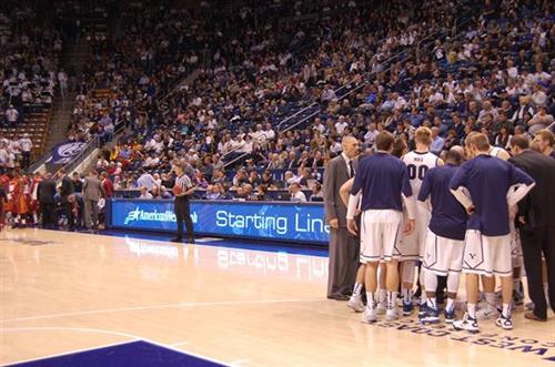 Sponsorship of BYU Basketball