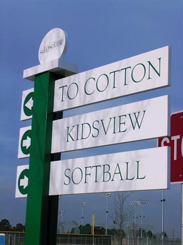 Custom Directional Street Signs