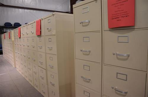 File Cabinets all sizes vertical and lateral