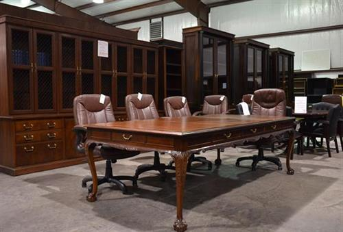Conference Tables & Wall Units