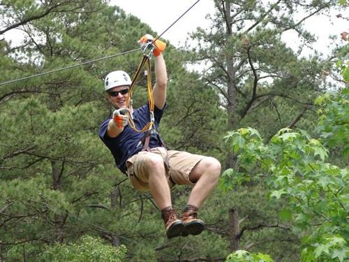 Thrilling Adventures at New York, Texas ZipLine Adventures
