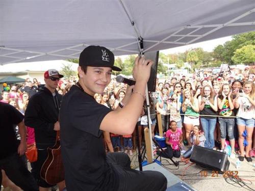 Austin Mahone Concert