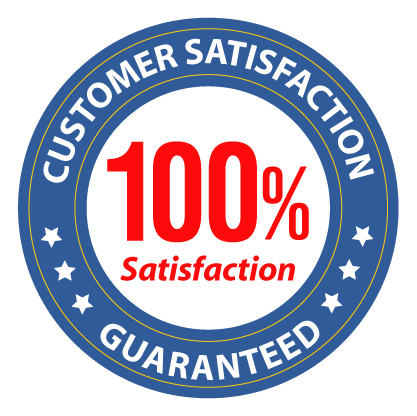 We strive for excellent customer service!