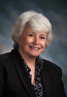 Mrs. Ruth Detrow, Ward 3