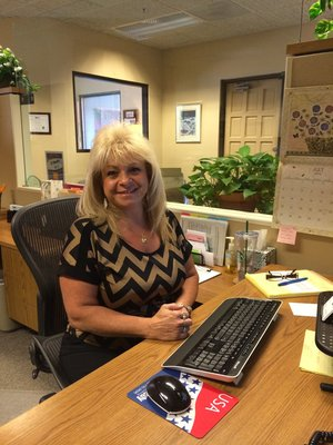 Staffing Coordinator Lisa Phillips