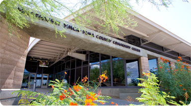 Northwest YMCA Pima County Community Center at Magee and Shannon