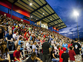 Major League Soccer at Kino North Stadium