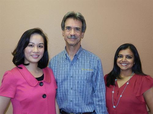 Dr. Nguyen, Dr. Barry, Dr. Patel