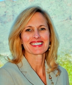Executive Director Suzanne McFarlin