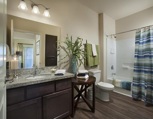 Two Bedroom Guest Bathroom
