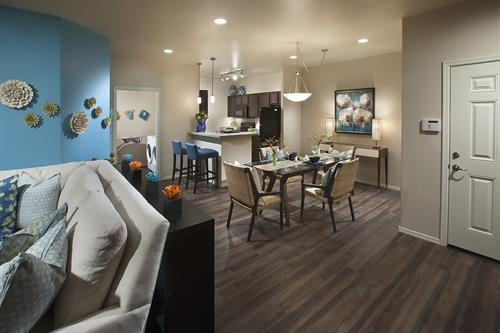 Two Bedroom Extra Large Dining