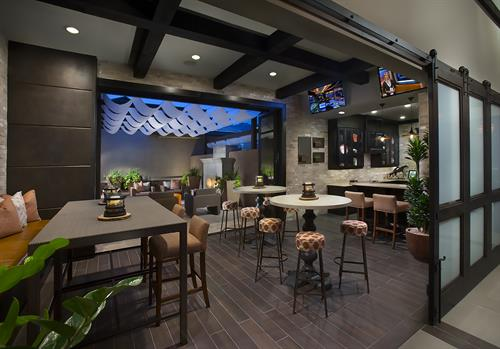 Clubhouse Banquet Room
