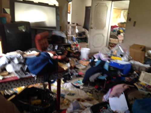 rental property clean outs and removals