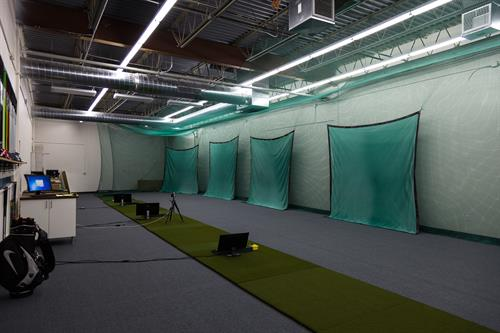 Complete Indoor Hitting Facility