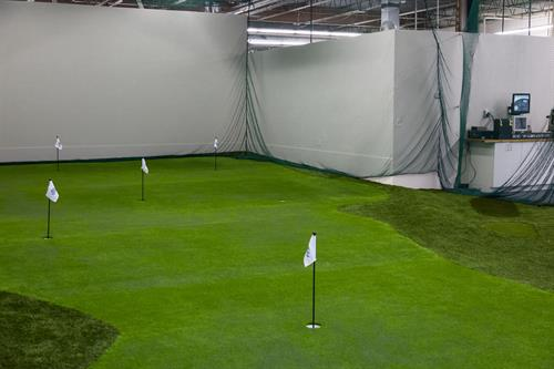 Short Game Practice Area