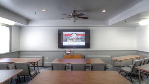 The Sise Room for conferences and meetings at The Hotel Portsmouth.