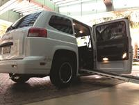 MV-1 Luxury Wheelchair Accessible Vehicle