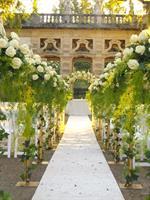 Wedding at Vizcaya