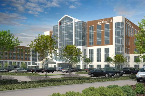 Houston Methodist The Woodlands Hospital - Opening 2017