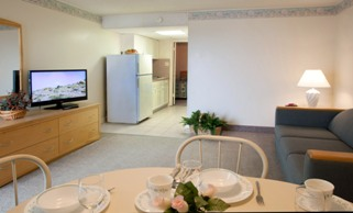 Living Rm - Kitchenette