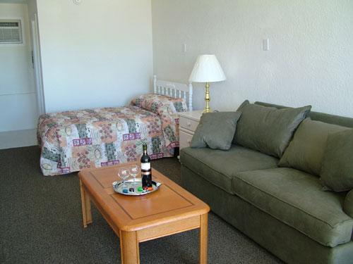 One-Room Studio Efficiency