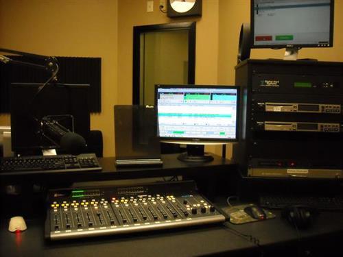 Dream 97-5 Studio