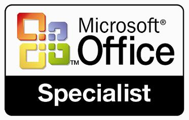 DWWTC provides a complete range of MS Office programs, including the MS Office Specialist Certification Program.