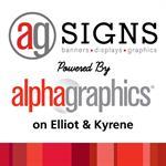 AlphaGraphics on Elliot & Kyrene